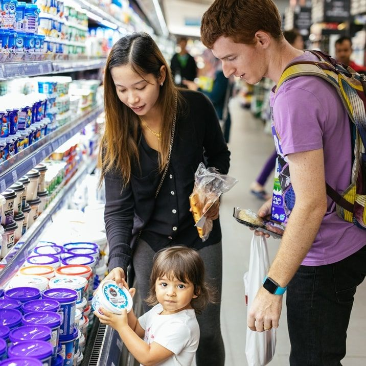 Village Grocer Couple Shopping | Grocery Store Malaysia