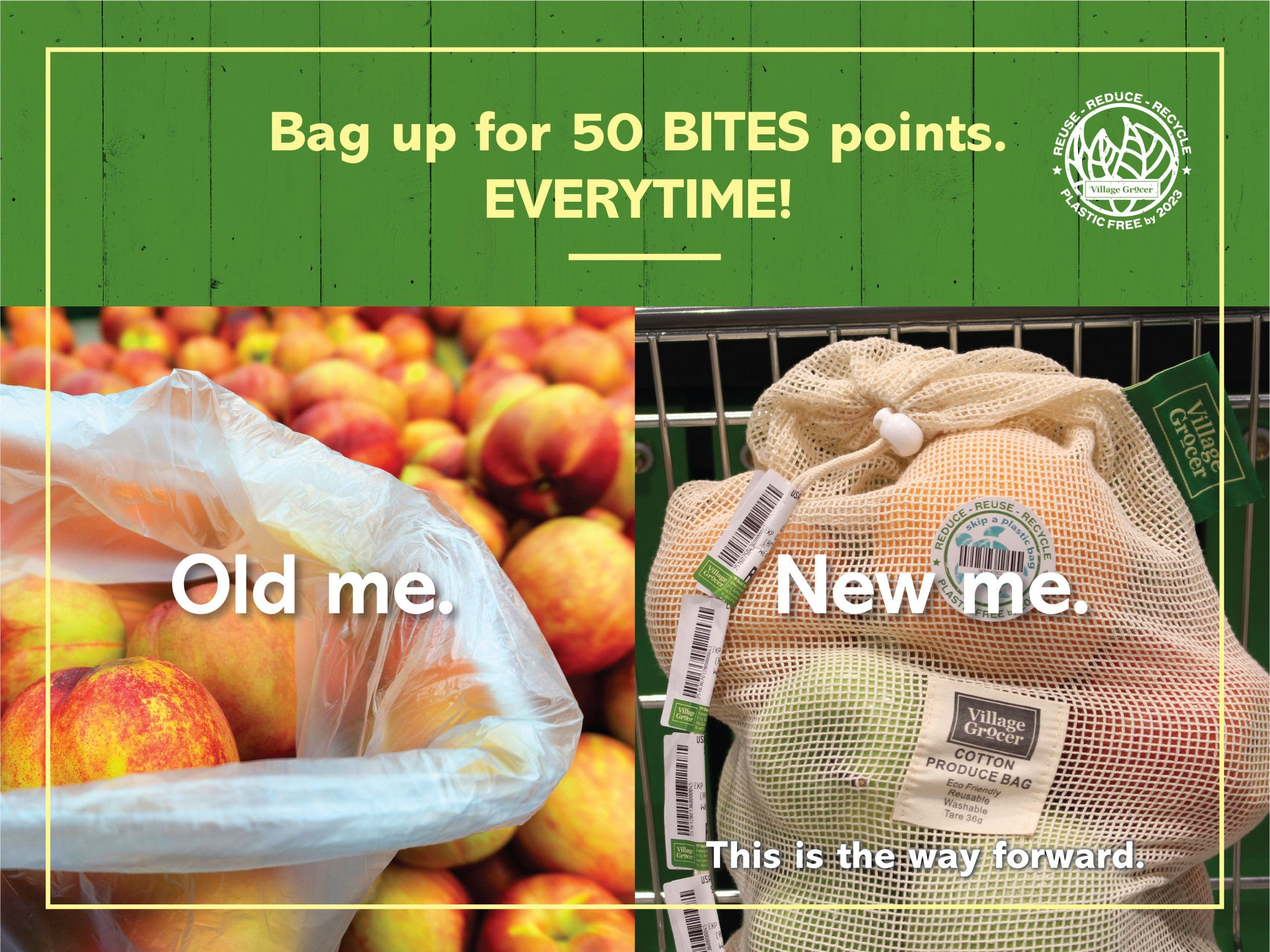 Bag Up for 50 Bites Points
