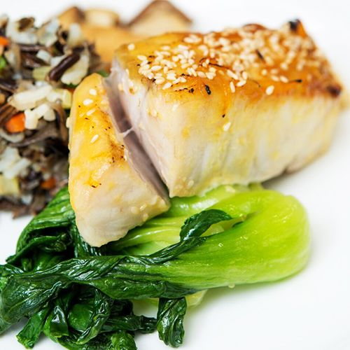 Village Grocer Recipe Miso Glazed Sea Bass | Recipe Malaysia