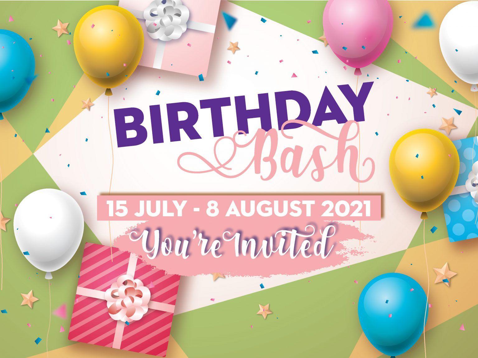 Village Grocer's Birthday Bash