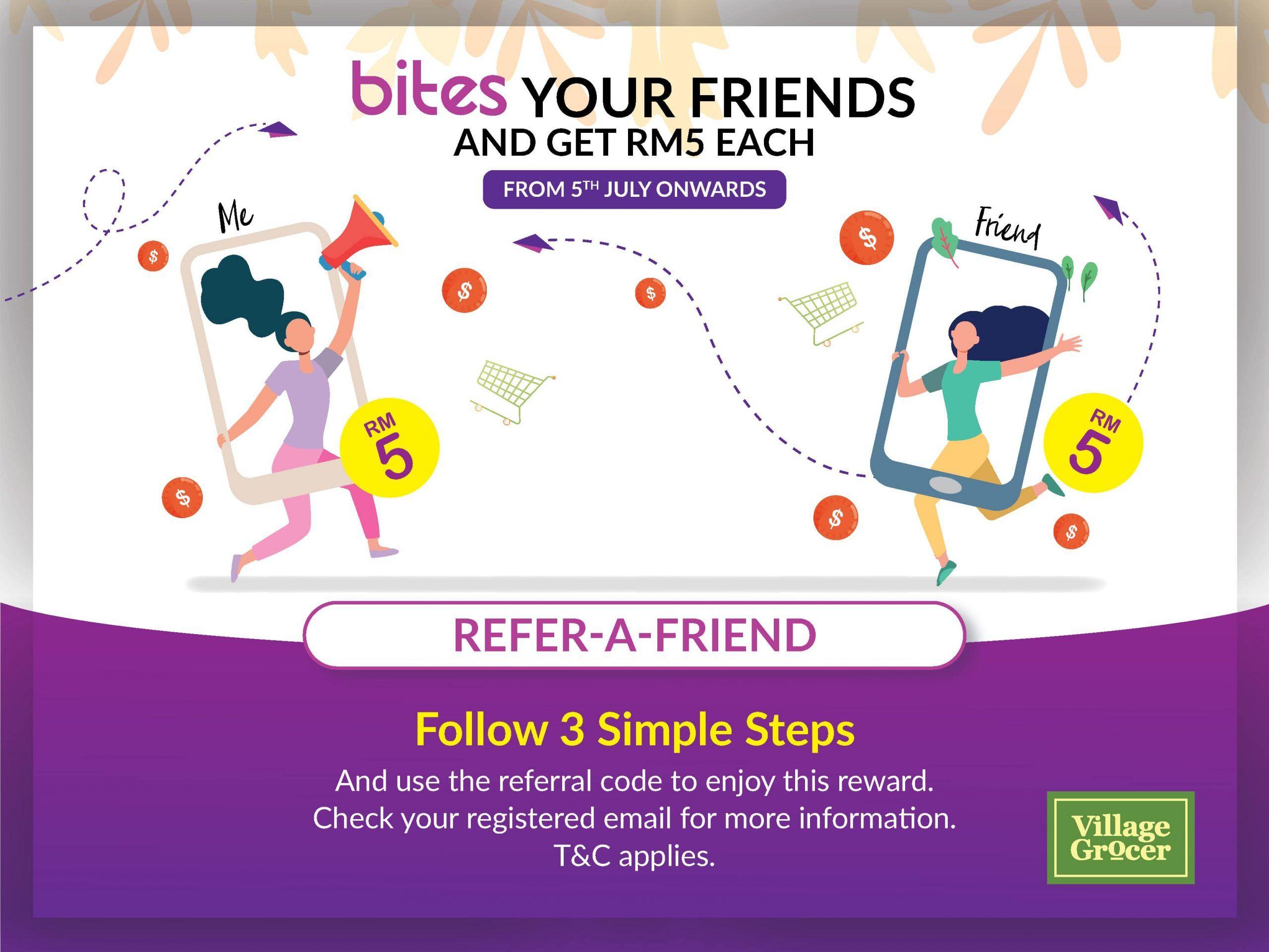 Bites Refer a Friend